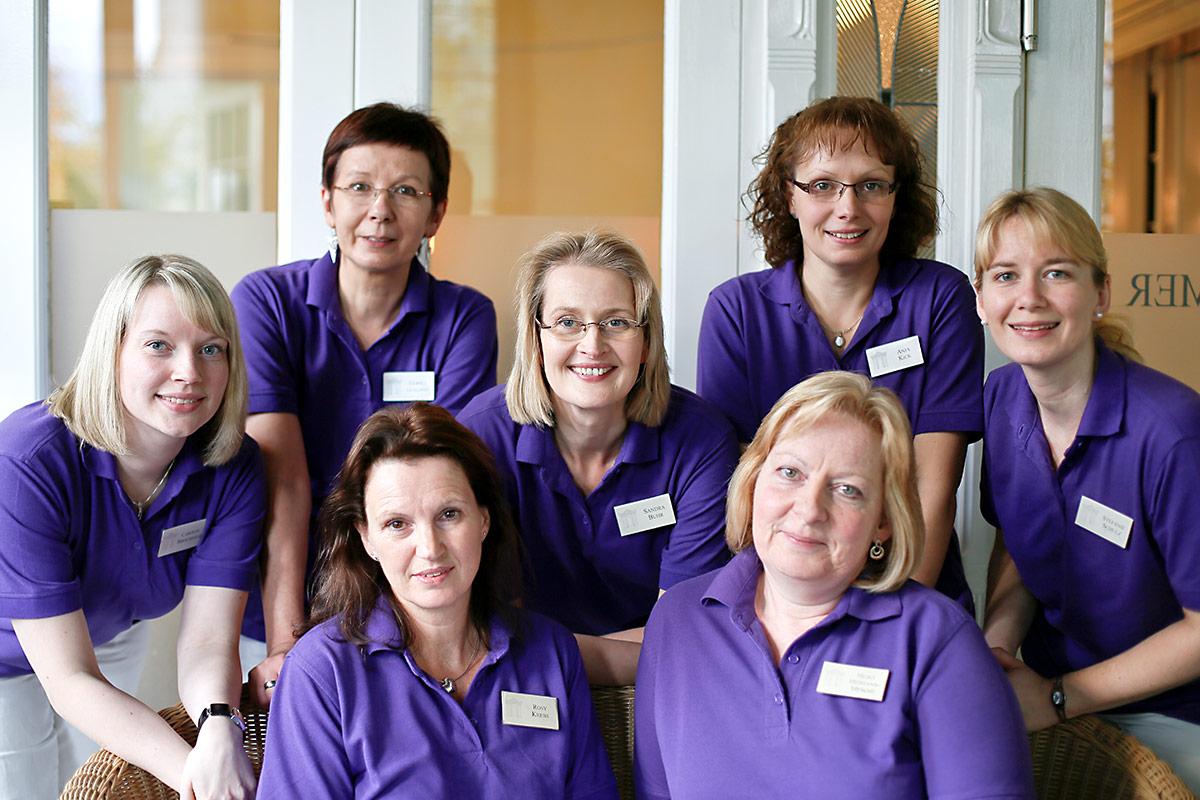 Frauenarzt Edler Stadthagen Team