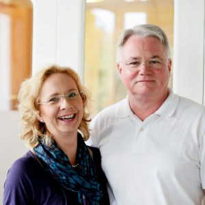 Dr Bernd Edler und Andrea Edler
