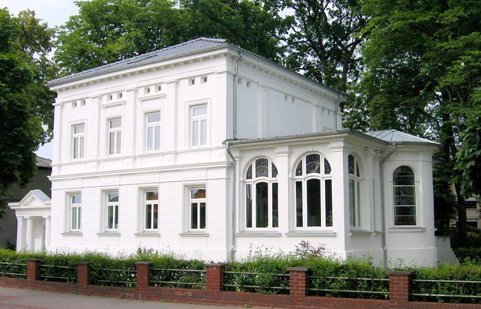 Frauenarzt Edler Stadthagen Gebäude
